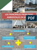Los Principales Problemas Ambientales en Mexico PDF