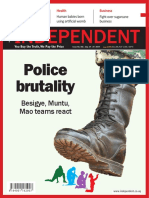 THE INDEPENDENT Issue 581
