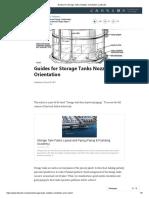 Guides for Storage Tanks Nozzles Orientation _ LinkedIn