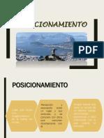 Posicionamiento y Segmentación Mercados Turísticos