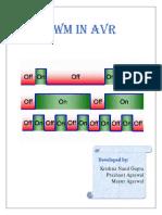 PWM in AVR
