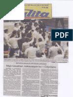 Balita, July 23, 2019, Mga nasaktan, kakausappin ko-Cayetano.pdf