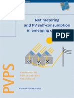 Net Metering in Emerging Countries