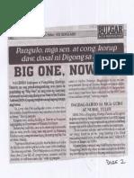 Bulgar, July 23, 2019, Pangulo, mga sen at cong korap daw dasal ni Digong sa SONA big one, now na.pdf
