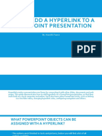 How to Add a Hyperlink to a PowerPoint.pptx