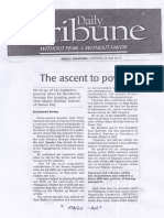 Daily Tribune, July 23, 2019, The ascent to power.pdf