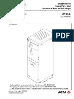 Service manual CR 25