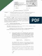 Revenue Regulation No. 7-2019