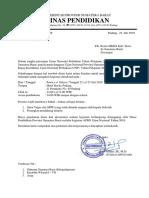 Undangan UNP 2019