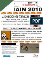 Samaín 2010 COLEXIO