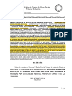 TJMG-Acórdão IRDR
