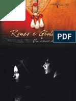 Catalogo Romeo e Giulietta (Catalogue Romeo and Juliet)