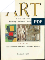 Art a History of Painting, Sculpture, And Architecture