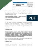 manual de manejo de gases