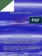 Clase Nº 1 Medicina Legal Historia y Conceptos (1)(1)