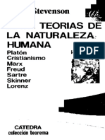 Leslie Stevenson - Siete Teorías de La Naturaleza Humana