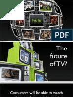 Hulu Presentation