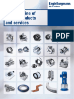 Complete Line of Sealing Products and Services - Eagle Burgmann
