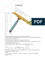 Exam MSSM 2011-02-09 Solution