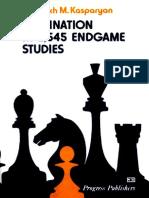 Domination in 2545 Endgame Studies pdf @chess_addiction.pdf