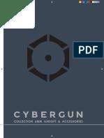 Cybergun - Airsoft - Catálogo