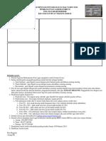 Format Dokumentasi