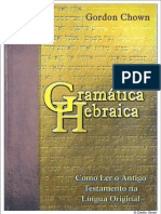 Gramática Hebraica - Gordon Chown.pdf