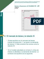 Macroeconomia ISLM