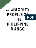 Mango Commodity Profile 2011
