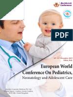 Pediatrics Neonatology and Adolescent Care.