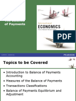 The Balance of Payment Ch 11