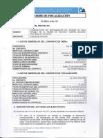 Informe fiscalización