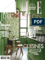 Elle Decoration France - Octobre 2018