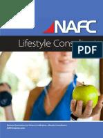 Lifestyle Consultant Manual