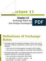 Lecture 11_Exchange Rate-Chapter 13