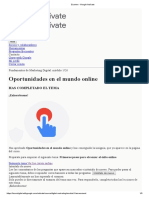 Marketing Digital 1 Google Actívate