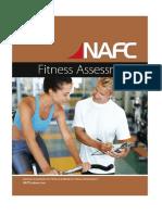 Fitness Assessment Manual