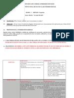 plan de clase I periodo grado 2° 2019