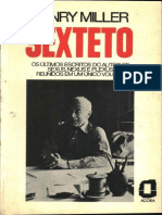 Sexteto - Henry Miller