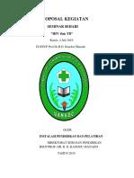 Proposal Kegiatan Hiv Dan Tb