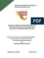 Ensayo Literatura Mexicana