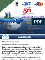 5G Technologies