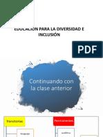 Clase 2 Diversidad