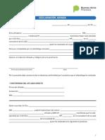 Declaración-jurada-odontología