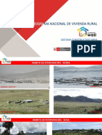 Ministerio de vivienda  y Vivienda Rurales