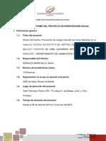 A - Informe Del Proyecto - V