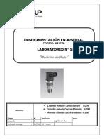 Lab 10 Instrumentacion