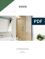 Fitting Catalog - April 2018