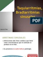 5. Arritmias sinusales