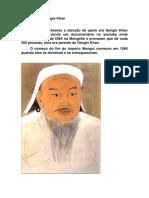 Gengis Khan-mai Modelo2016